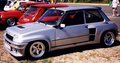 Freestyle Renault